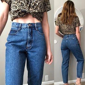Vintage Bill Blass high waist mom jeans